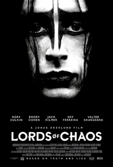 Episode 551 - Lords of Chaos (2018)