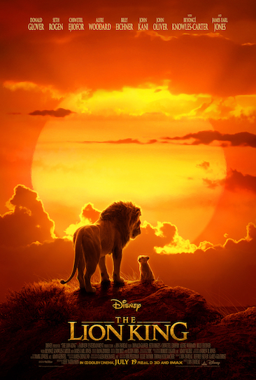 Episode 540 - The Lion King (2019)