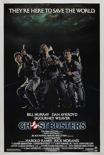 One Movie Punch - Episode 627 - Ghostbusters (1984)