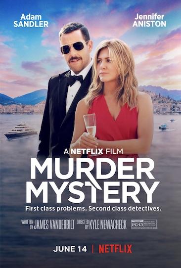 Episode 541 - Murder Mystery (2019)