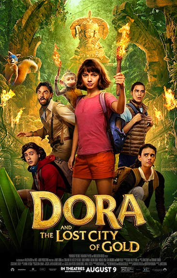 Episode 577 - Dora and the Lost City of Gold (2019)