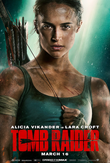 Episode 461 - Tomb Raider (2018)