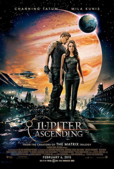 One Movie Punch - Episode 464 - Jupiter Ascending (2015)