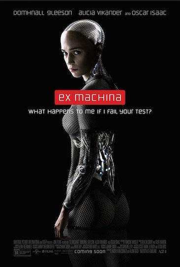 Episode 457 - Ex Machina (2014)