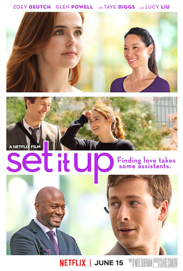Episode 553 - Set It Up (2018)