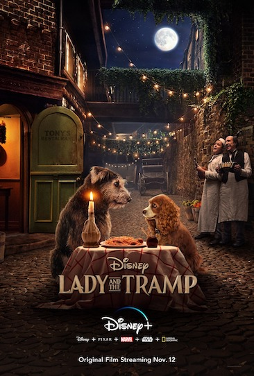 Episode 644 - Lady and the Tramp (2019)