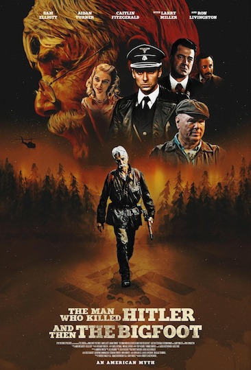 One Movie Punch - Episode 533 - The Man Who Killed Hitler And Then The Bigfoot (2018)