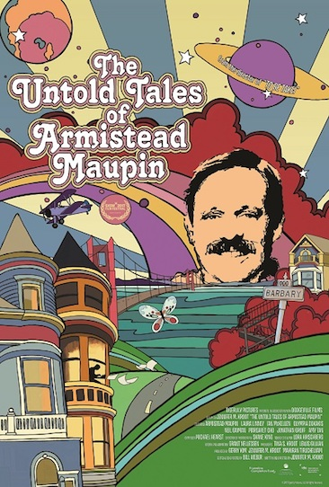 One Movie Punch - Episode 510 - The Untold Tales of Armistead Maupin (2017)