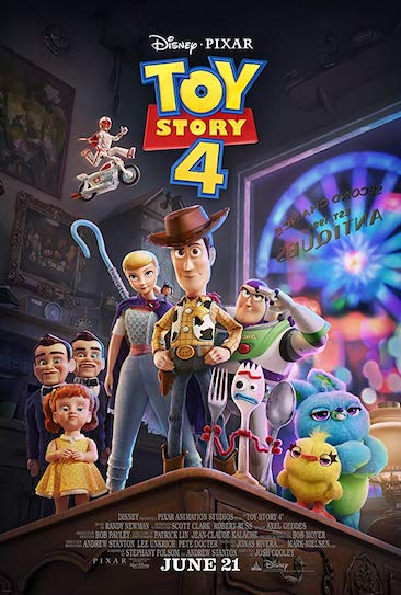 Episode 531 - Toy Story 4 (2019)