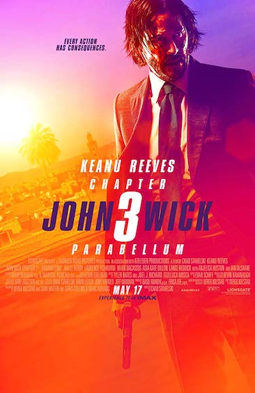 One Movie Punch - Episode 490 - John Wick: Chapter 3 - Parabellum
