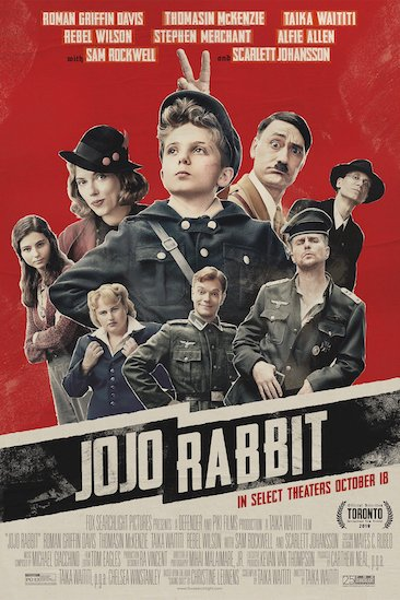 Episode 631 - Jojo Rabbit (2019)