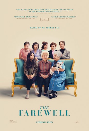 Episode 568 - The Farewell (2019)