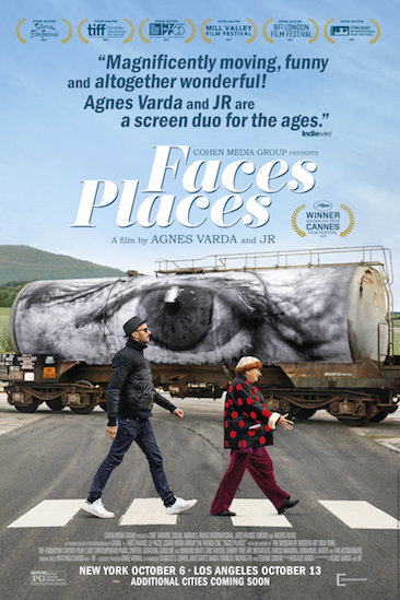 Episode 454 - Faces Places (2017)