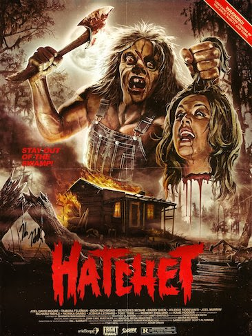 Episode 613 - Hatchet (2006)