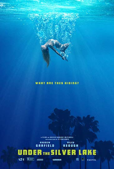 One Movie Punch - Episode 494 - Under the Silver Lake (2018)