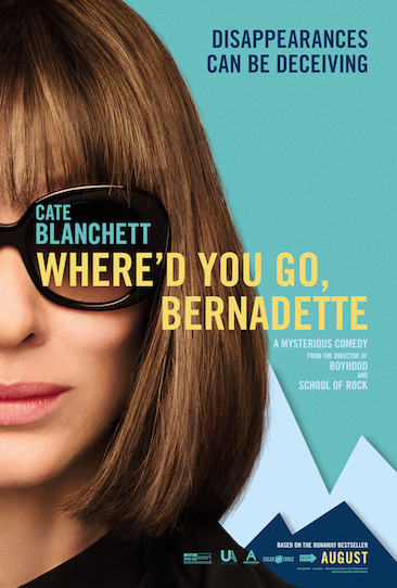 One Movie Punch - Episode 684 - Where'd You Go, Bernadette? (2019)
