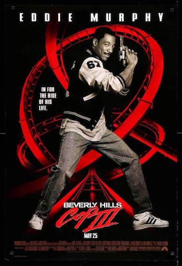 Episode 520 - Beverly Hills Cop III (1994)