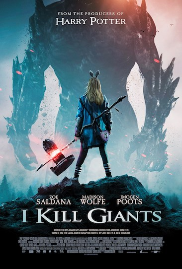 Episode 574 - I Kill Giants (2017)