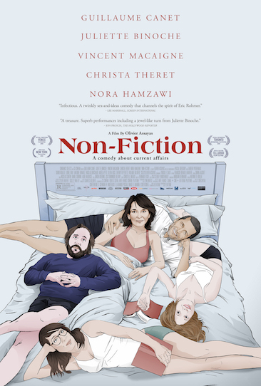 Episode 564 - Non-Fiction (2018)