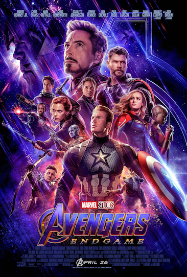 Episode 469 - Avengers: Endgame (2019)