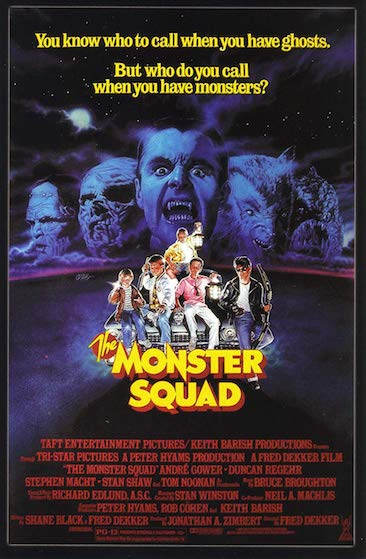One Movie Punch - Episode 611 - The Monster Squad (1987)