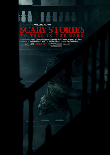 Episode 618 - Scary Stories To Tell In The Dark (2019)