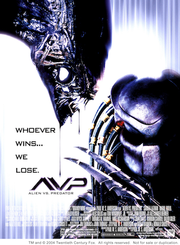 One Movie Punch - Episode 605 - Alien Vs. Predator (2004)