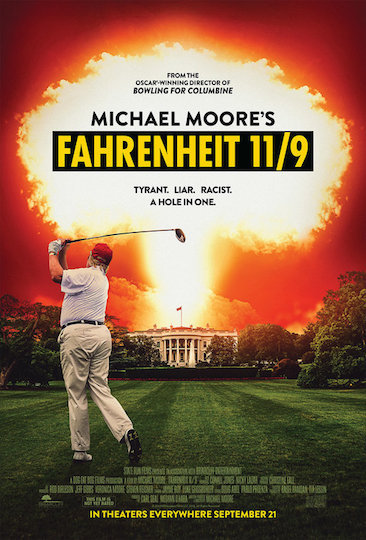 One Movie Punch - Episode 588 - Fahrenheit 11/9 (2018)