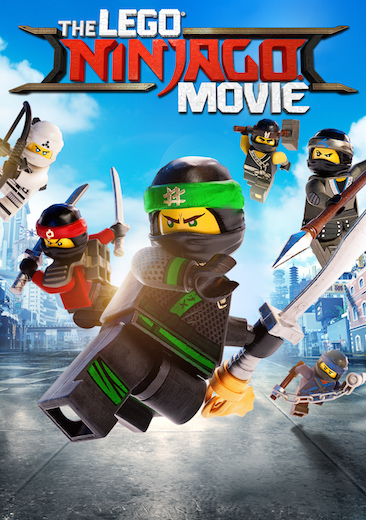 Episode 472 - The Lego Ninjago Movie (2017)