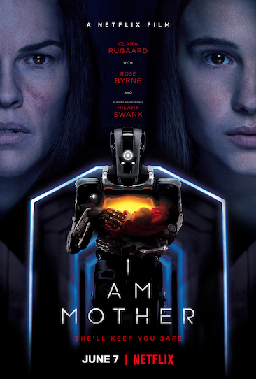 One Movie Punch - Episode 536 - I Am Mother (2019)