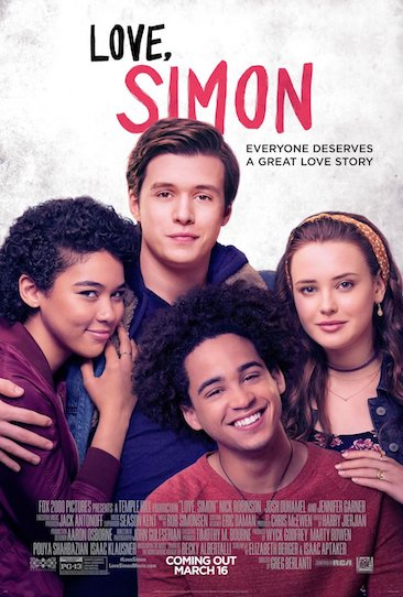 Episode 471 - Love, Simon (2018)