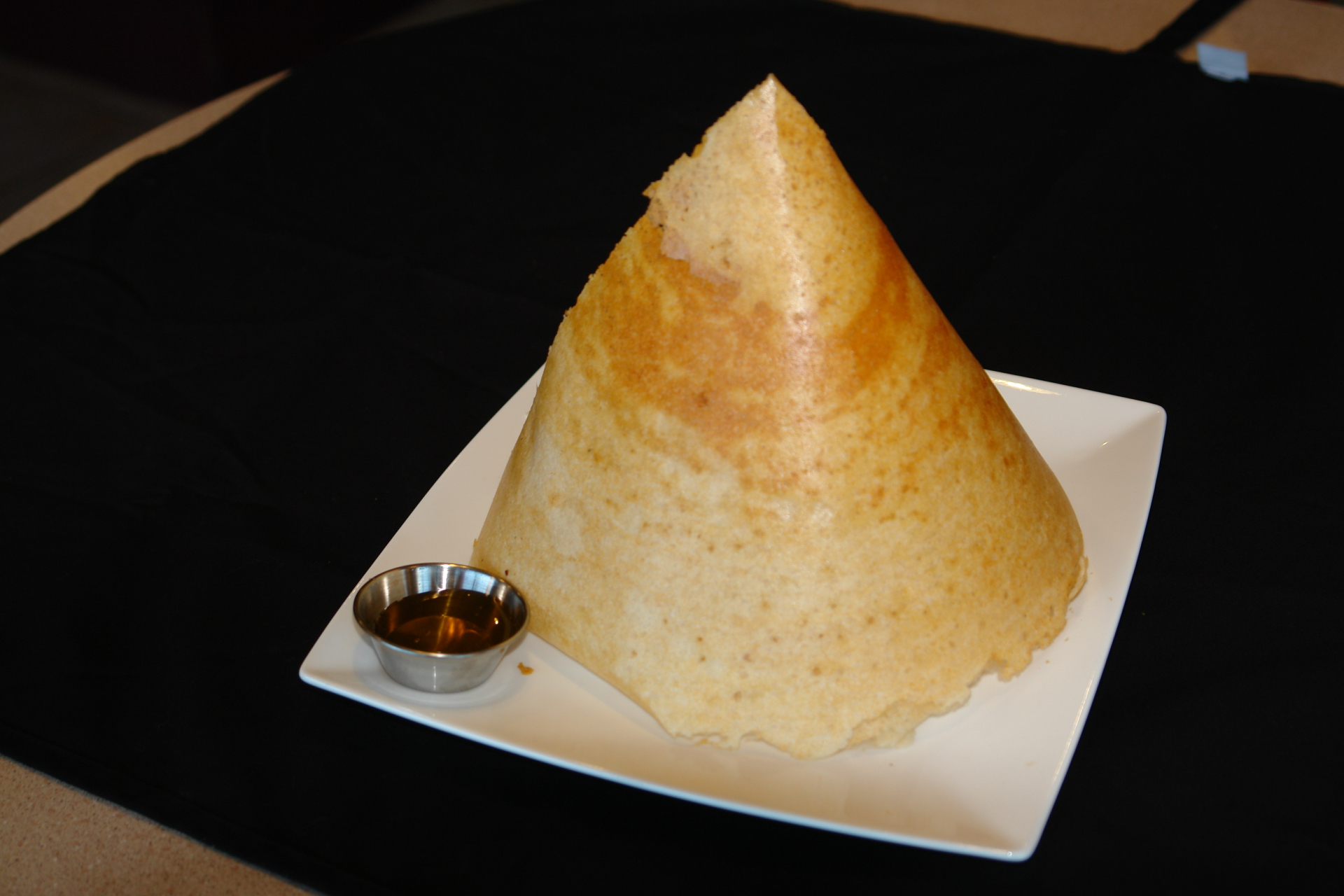 Cheese Cone Dosa