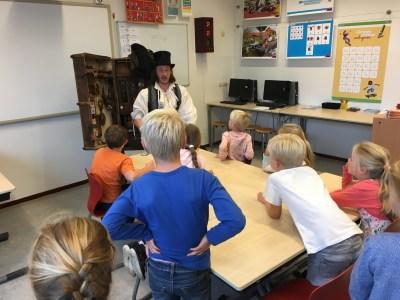 Massimo in de klas