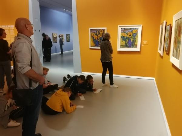 Bezoek Groninger museum
