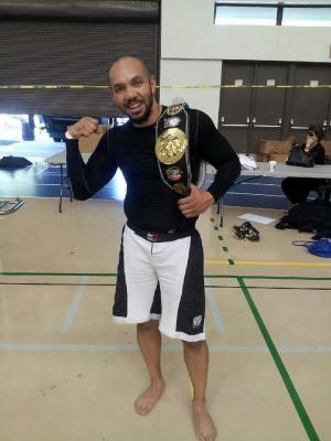 Tedd Shelton Combative Instructor