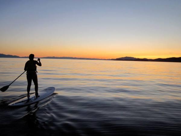 Porpoise Bay Paddleboard
