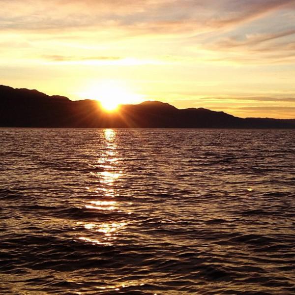 Porpoise Bay Sunset Ocean view