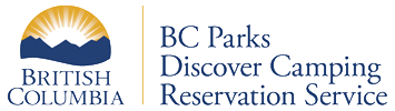 BC Parks, Discover Camping