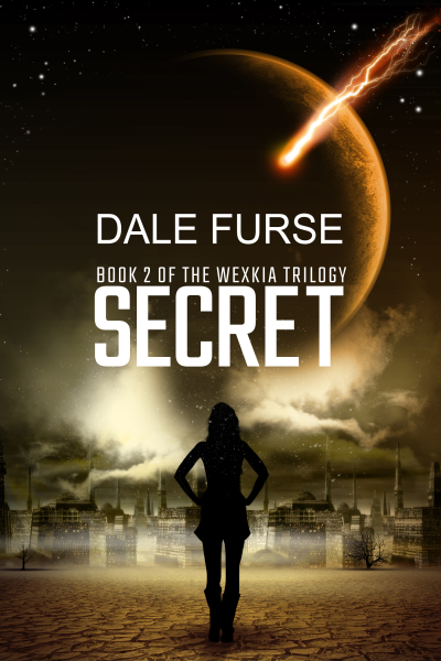 Secret (Book 2 of the Wexkia trilogy)