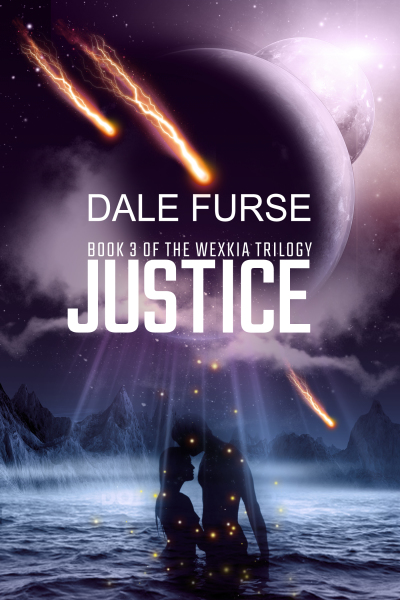 Justice (Book 3 of the Wexkia trilogy)