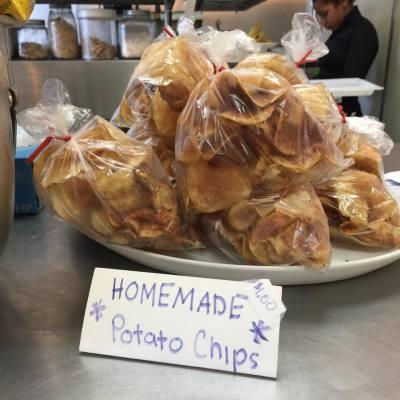 Home Made - Potato Chips