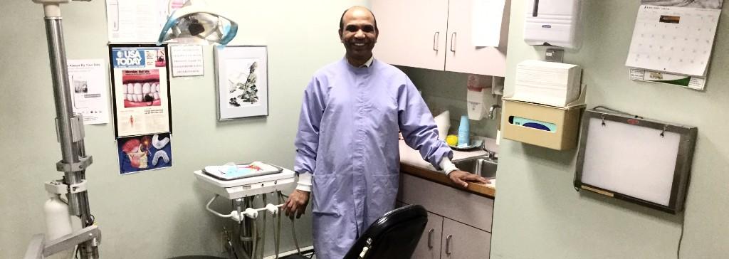 Nikhil Patel, DMD Dentist