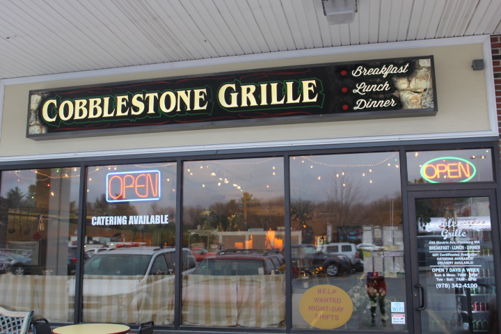 Meet BOB Owner of Cobblestone Grille Fitchburg