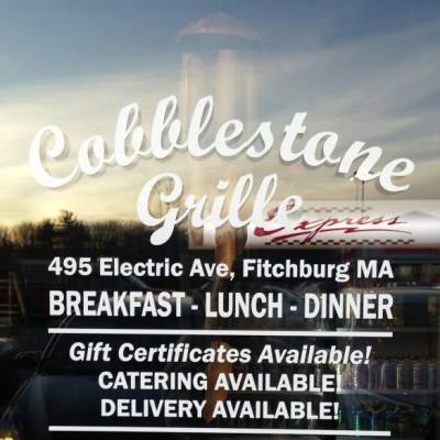 Whether You Need to ORDER or Deliver!! @cobblestonegrille fitchburg