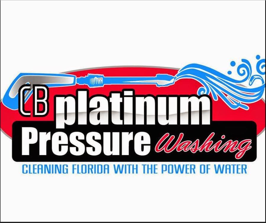 CB Platinum,  Pressure Washing Cleaning Services in & around Citrus County, Fl