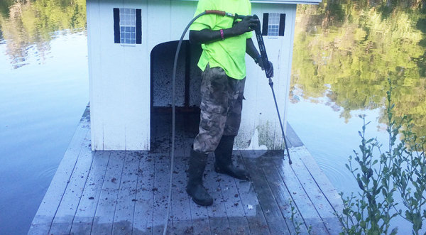 Ocala Pressure Washing Power Washing Commerical and Residential