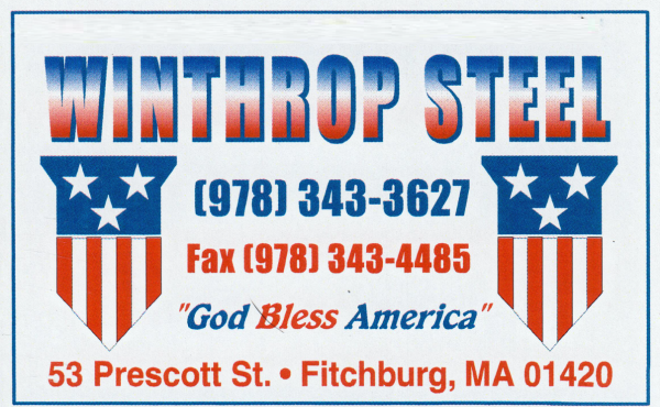 #WinthropSteelCompany, the Scrap Metals Yard - CLOSED from TUESDAY(12pm) to WEDNESDAY(All Day) !!