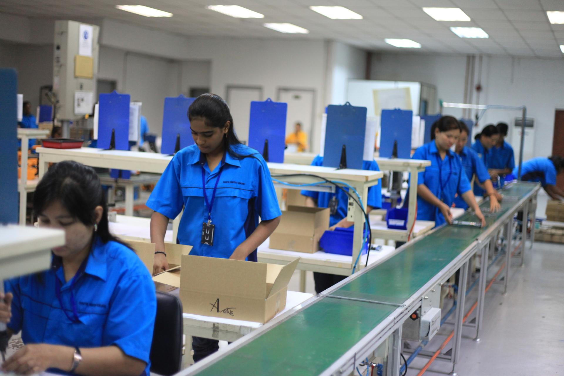 Hardware Manufacture