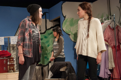 "Production photo, ""Student Body"""