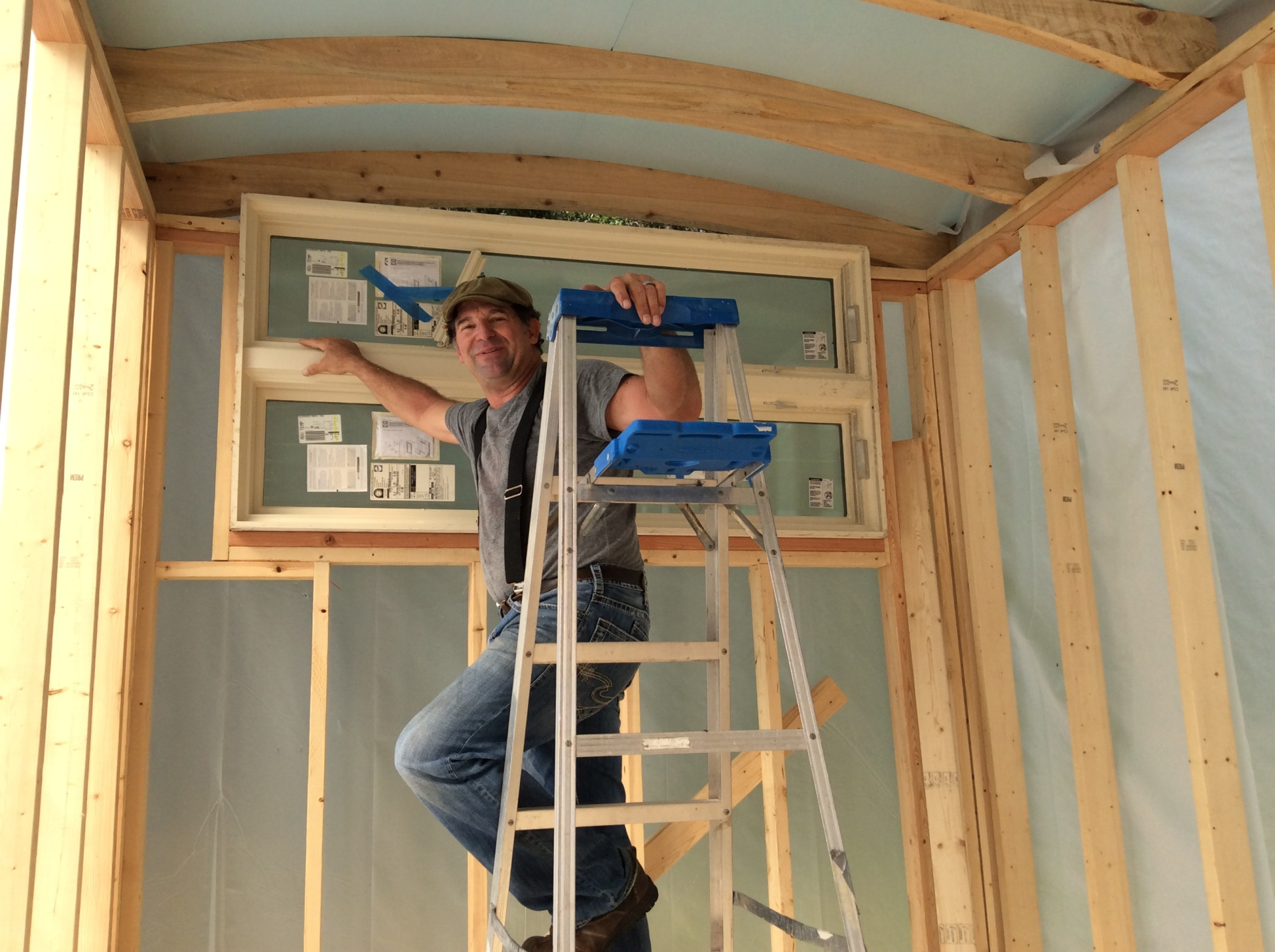 Reclaimed Pella Window!
